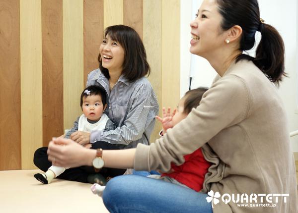 カルテット幼児教室 【武蔵小金井モデル校】