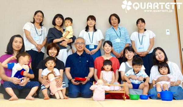 【カルテット幼児教室】7月第2金曜クラスを開催しました♪