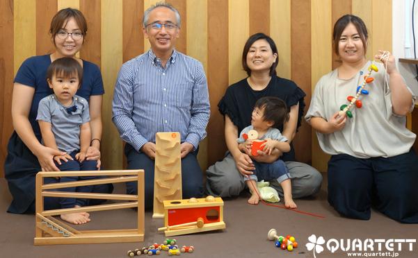 【東京・幼児教室】10月スタート後期クラス受付中