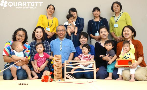 【カルテット幼児教室】9月第2金曜クラスを開催しました♪