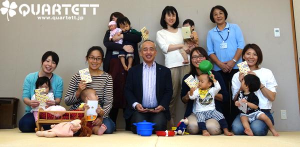 【カルテット幼児教室】10月第2金曜クラスを開催しました♪