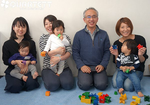 【カルテット幼児教室】11月第2金曜クラスを開催しました♪
