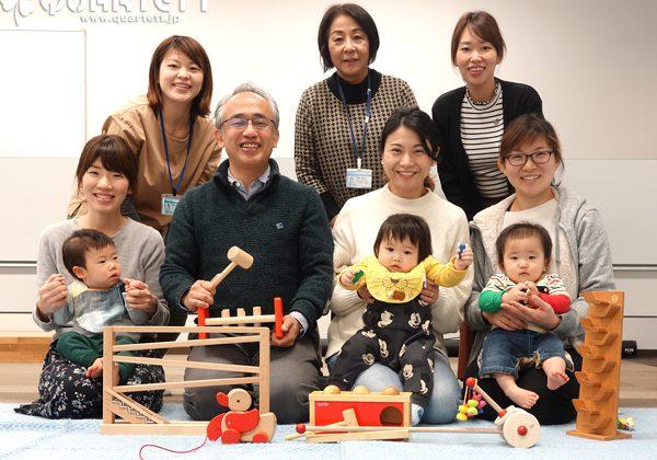【カルテット幼児教室】12月第2金曜クラスを開催しました♪