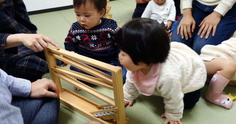 ★増席★じっくり遊ぶカルテット幼児教室【1月@東京】